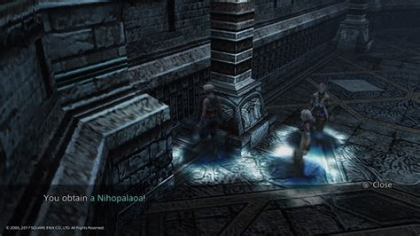 Pharos Subterra How To Go To The Otehr Floors by Xii The Zodiac Age Nihopalaoa Accessory