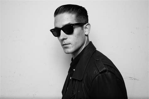 g easy hair style the clarion sits down with g eazy du clarion