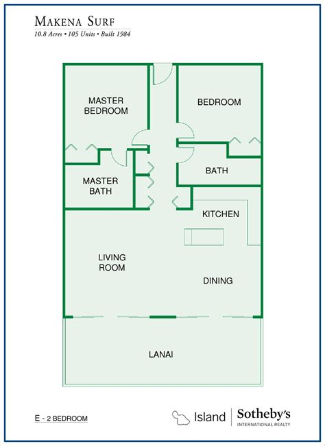 makena floor plan makena surf for sale 8 condos average 3 1m