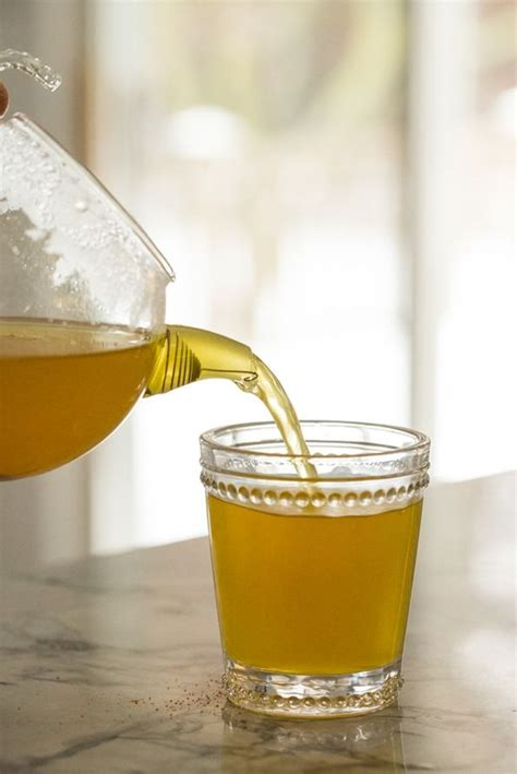 Sore When Detoxing by Detox Tonic Recipe Sore Throat Teas And Glow