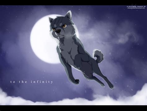 anime film wolves gin to the infinity by artemisa wolf on deviantart