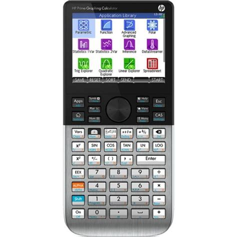 graphing tools new hp prime graphing calculator ebay