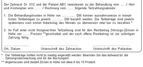 Mahnung Teilbetrag Muster Recht Patient M 246 Chte In Raten Zahlen Was Ist Zu Beachten