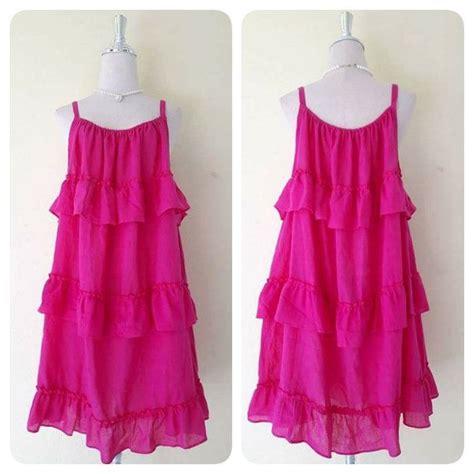 comfortable summer dresses beautiful dark pink bohemian women summer dresses dress