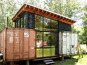 Small Container Home Ideas Les 25 Meilleures Id 233 Es Concernant Maisons Containers Sur