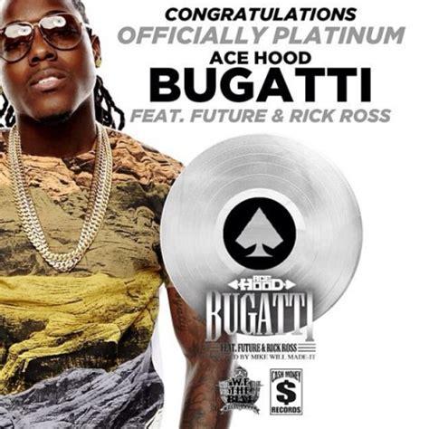 turn up i woke up in a new bugatti bugatti platinum