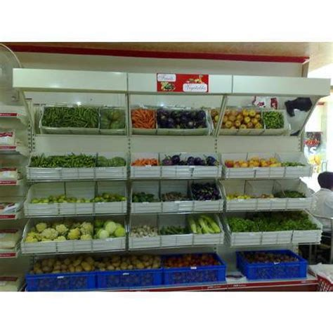 Fruits Display Rack by Fruits And Vegetable Racks Fruit And Veg Display Rack