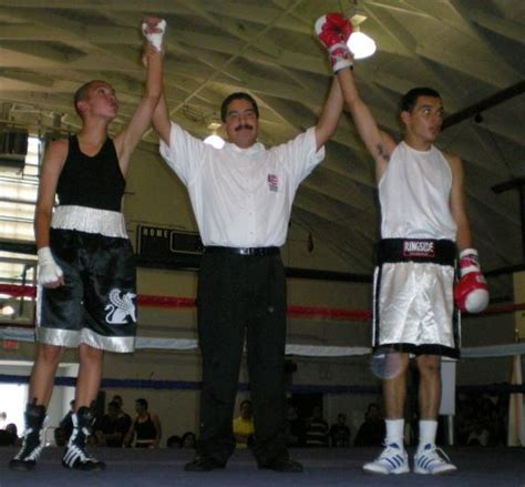 Bell Gardens Department by Bell Gardens Boxing Show
