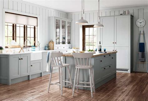 Ideas For Very Small Kitchens by Choosing An English Kitchen Period Living