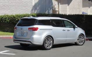 Minivan Kia 2015 Kia Sedona The Minivan That Isn T Review The Car