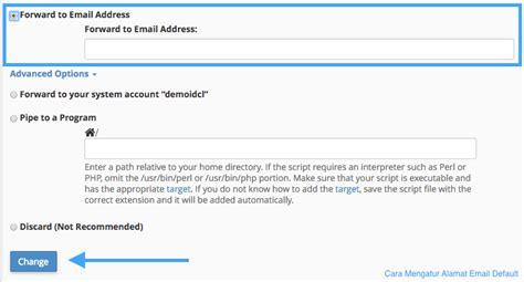 alamat host untuk simpati as cara mengatur alamat email default pada cpanel idcloudhost
