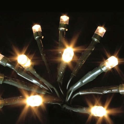 led warm white indoor multifunction christmas lights