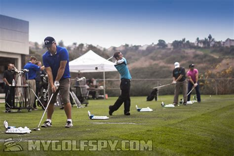 iron byron golf swing the best way to test golf equipment