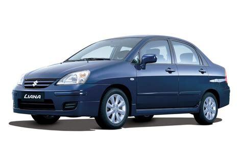 suzuki liana sedan 2002 2004 reviews technical data prices