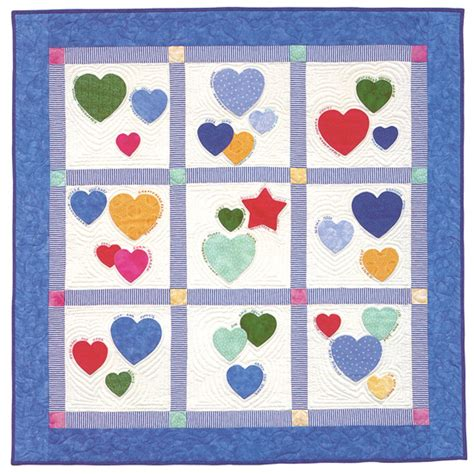 How To Make Baby Quilts Easy by Baby Quilt Designs Easy Easier Easiest Stitch This
