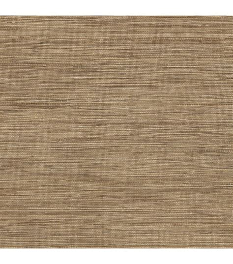 tapis light brown faux grasscloth wallpaper jo