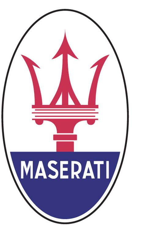 maserati trident logo maserati logo images world of cars