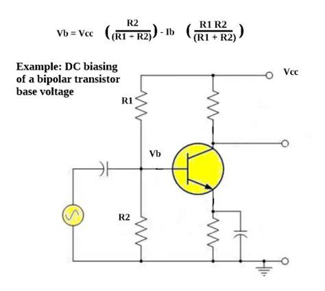 transistor lifier biasing basics of solid state biasing