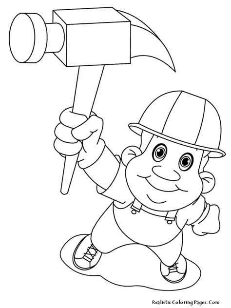 printable coloring pages for labor day labor day printable coloring pages