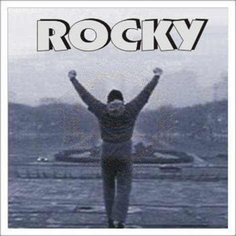 theme song to rocky the official quot rocky quot musical web site