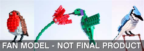 Legobrick Ang Bird The 1 the brothers brick lego lego news custom models mocs set reviews and more