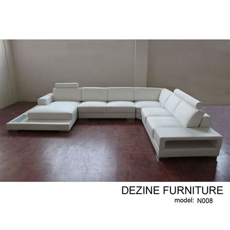 Leather Sofa Made In China by China Modern Leather Sofa Home Sofa N008 China
