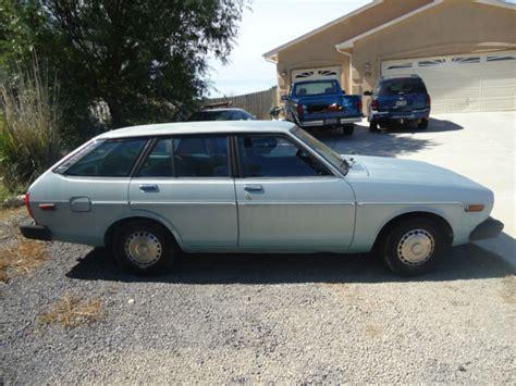 nissan datsun 1979 1979 datsun nissan b210 wagon datsun other 1979