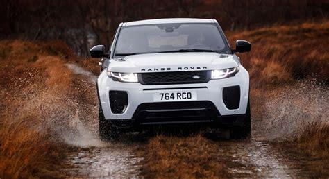 range rover evoque update 2018 range rover evoque land rover discovery sport