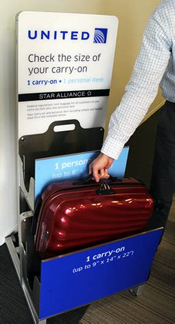 United Baggage United Carry On Quot Crackdown Quot Not All It S Cracked Up To Be