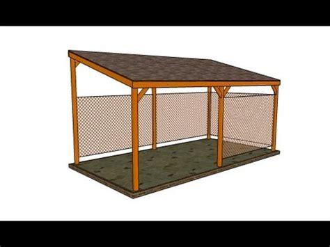 Simple Wood Carport Plans