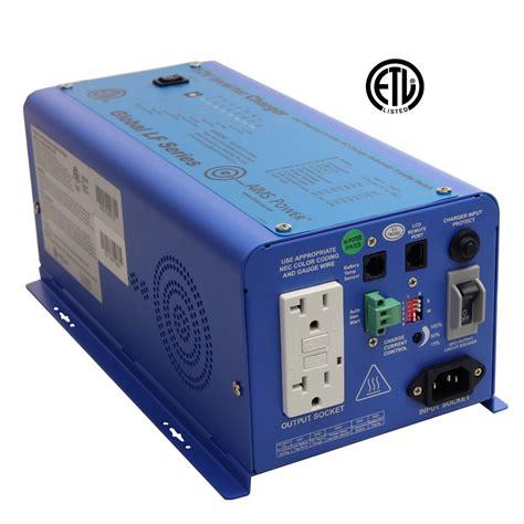 Inverter 600 Watt power inverters dc to ac inverters solar panels aims