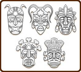 tribal coloring pages printable tribal coloring pages cooloring
