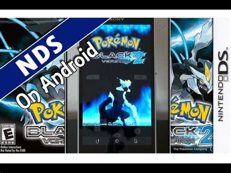 drastic ds emulator full version english drastic ds emulator pokemon black 2 gameplay download