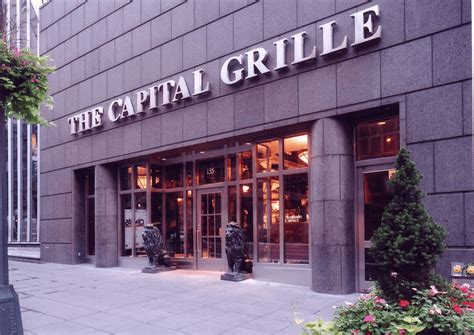 capital grille chrysler building the capital grille ew howell