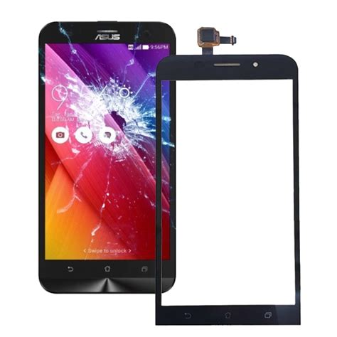 Asus Zenfone 2 Laser 5 5 Inch Ze550kl Mocolo Premium Tempered Glass for asus zenfone 2 laser 5 5 inch ze550kl touch screen digitizer assembly black alex nld
