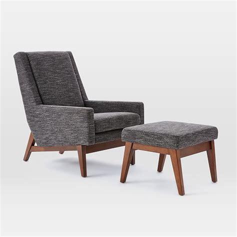 wood frame armchair faceted wood frame armchair west elm
