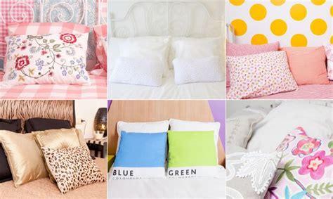 tiende tu cama y otros pequeã os hã bitos que cambia edition books cojines para decorar el dormitorio hogarutil