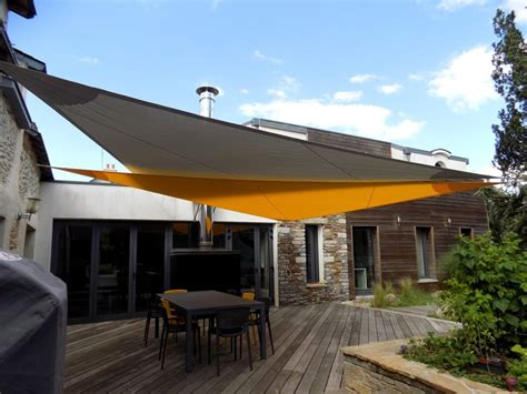 Voile D Ombrage Terrasse 1175 by Voile D Ombrage Tendance Marine