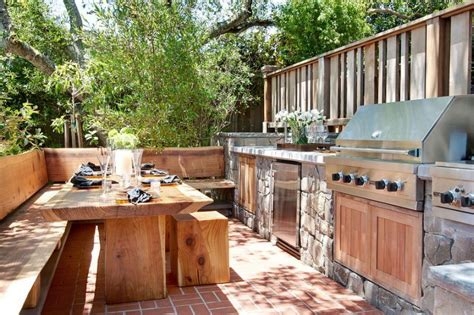 garden kitchen 15 splendid garden kitchen ideas houz buzz