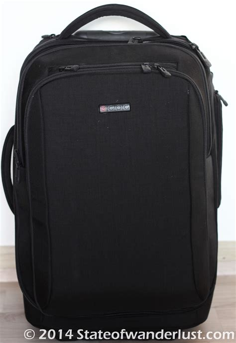 Pegasus Backpack Limited ecbc pegasus luggage review state of wanderlust