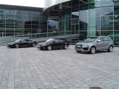 Werksbesichtigung Audi by Www Ealex Me Blackbox Neuwagen 173 Abholung Update 17