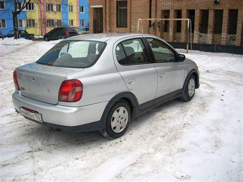 2002 Toyota Echo Mpg 2002 Toyota Echo For Sale 1500cc Gasoline Ff