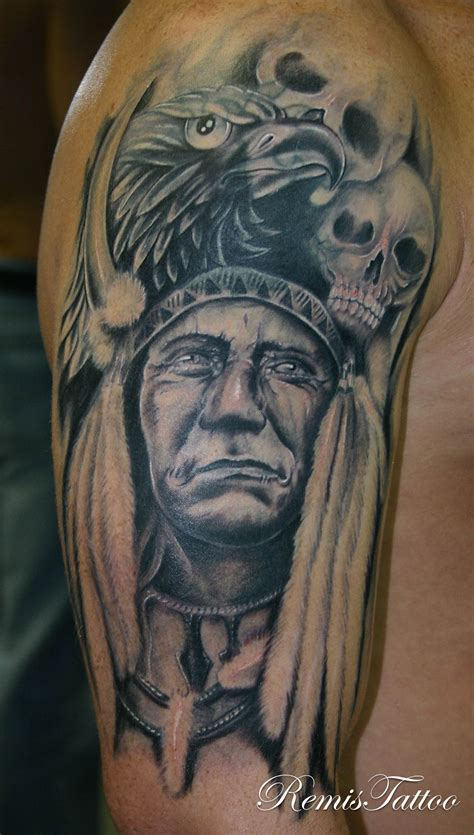 black and grey indian tattoos remistattoo com gallery tattoo gallery black and