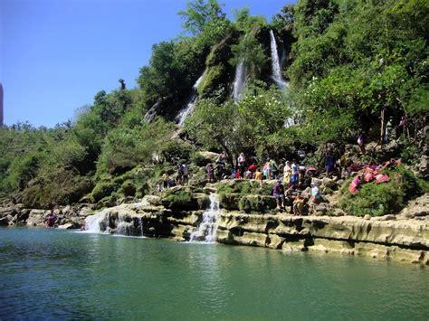 Air Di Yogyakarta air terjun sri gethuk pesona keindahan alam di jogja