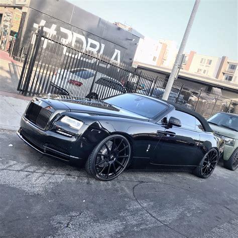 roll royce forgiato rdb la five star tires full auto center complete