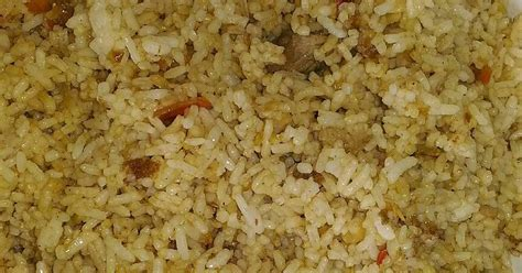 resep nasi goreng babi enak  sederhana cookpad