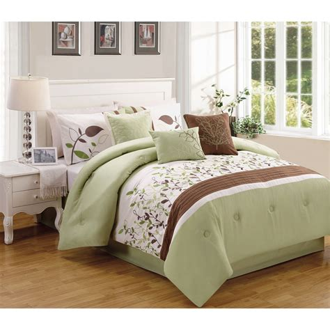 Better Homes And Garden Bedding by Better Homes And Gardens Pintuck Bedding Comforter Mini