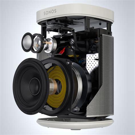 Orbitrek 5 In 1 Plat Sonos Play 1 Wireless Speaker System Home Media