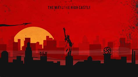 the man in the high castle hd wallpapers the man in the high castle wallpaper 1 by caparzofpc on