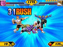 dragon ball  supersonic warriors  usa ds rom